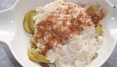 Extreme Fat Smash Diet Brown Rice Pudding