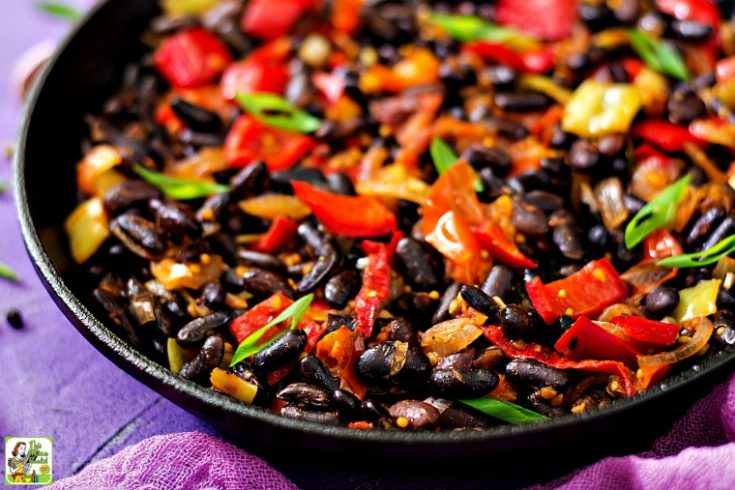 Weight Watchers Momentum Plan Crock-Pot Black Bean Chili Recipe