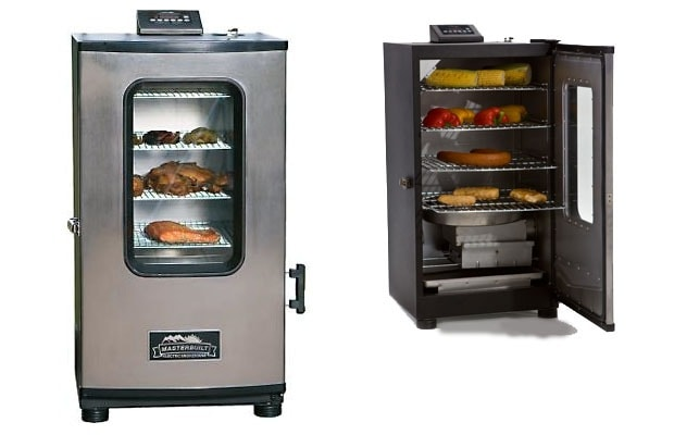 Masterbuilt Electric Smoker review at This Mama Cooks! On a Diet - thismamacooks.com