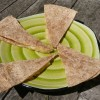 Snack Girl's healthy snacking tips and banana quesadilla recipe
