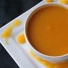 Sous vide Butternut Squash Soup