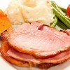 Crock Pot Ham with Gluten Free Beer and Chutney Glaze