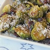 Healthy side dishes: Roasted Brussels Sprouts & Steamed Broccoli