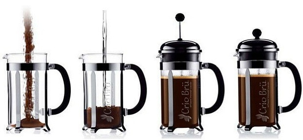 Crio Bru French Press