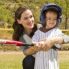 Batter up with Jennifer Garner and Frigidaire for Save the Children #staingames