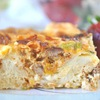 Have Mother's Day at home with Holly Clegg's Southwestern Breakfast Bake