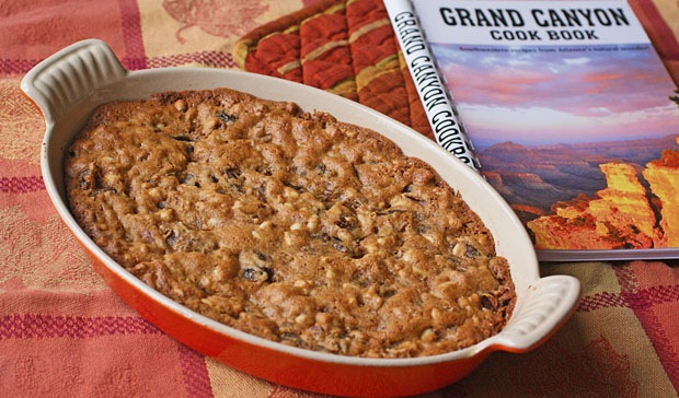 Gluten Free Pine Nut and Date Pudding