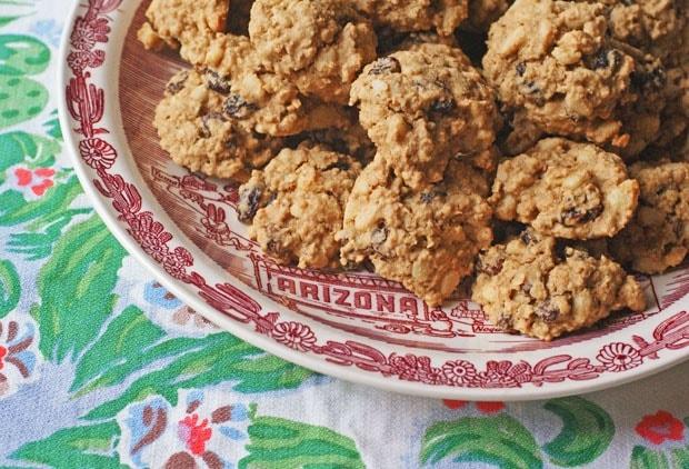 Gluten Free Pine Nut Cookies