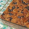 Gluten Free Cherry and Orange Bread Pudding