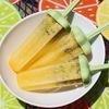 Sugar Free Mojito Lime Orange & Mint Popsicles
