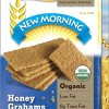 $1 off coupon for New Morning organic graham crackers and cereal