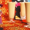 Day of the Dead Pumpkin Tofu Smoothie