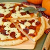 Pumpkin Chorizo Pizza