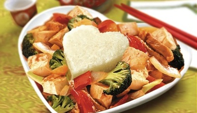 Meatless Monday: Tofu and Vegetable Stir Fry