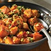 Countdown to Thanksgiving: Pan-Fried Sweet Potatoes with Gremolata