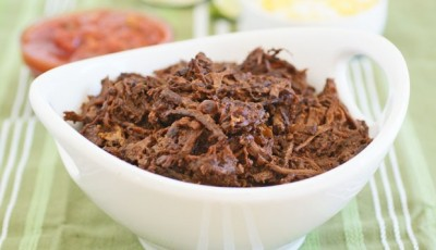 Secret Recipe Club: Crockpot Pulled Goat #secretrecipeclub #goaterie