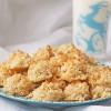 Holiday cookies: Gluten Free Coconut Macaroons #glutenfree