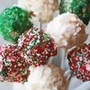 Homemade holiday goodies: Gluten Free Crispy Rice Treat Pops