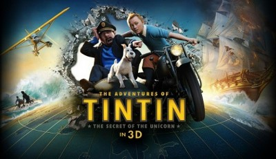 Dinner and a movie: Couscous and Cornish Game Hens and a chance to win an Adventures of Tintin prize pack