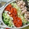 FreshedOver Healthier Cobb Salad {Win a #FreshOver Prize Pack!} #Ziploc #FreshOver