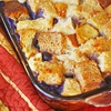 Starting your morning with Blueberry French Toast Casserole and Lipton tea {give away}