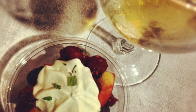 Wordless Wednesday: Wine tasting with dessert pairings #wordlesswednesday