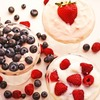 Cool off with healthy Berry & Yogurt Parfaits #MHYMom