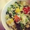 Summer salads: Quinoa Tabbouleh #glutenfree #CleverElectrolux #spon