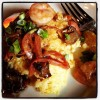 Wordless Wednesday: Shrimp & Grits at the Melting Point in Athens, GA #wordlesswednesday
