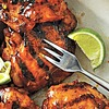 Try this Tequila-Glazed Grilled Chicken Thighs recipe this weekend!