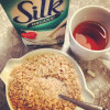 Making Silk Organic Soymilk part of my daily routine #Silk4All