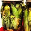 Thanksgiving sides: Okra Pickles