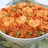 Shrimp and Rice Skillet