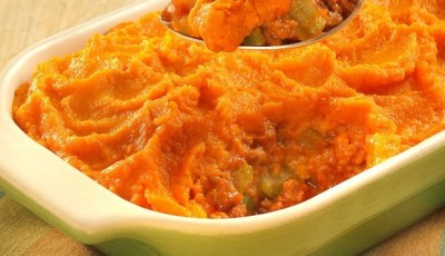 Sweet Potato Cottage Pie