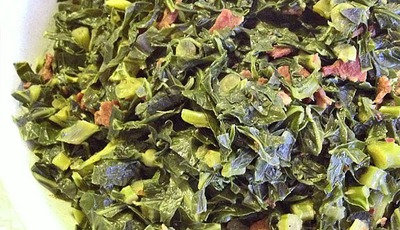 Tangy Collard Greens