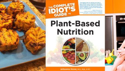 Chocolate-Chip Pumpkin Bread from The Complete Idiot's Guide to Plant-Based Nutrition #glutenfree
