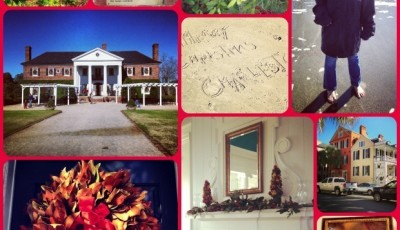 Wordless Wednesday: Christmas in Charleston, SC #wordlesswednesday