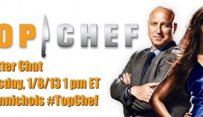 Join me for a Top Chef Twitter Chat on Jan 8th at 1 pm ET and #WinTopChefSwag from @BravoTopChef #TopChef