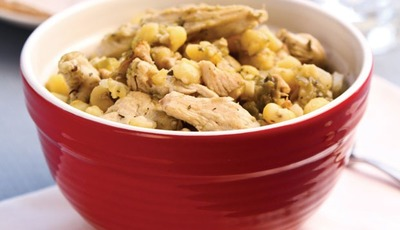 Made with Love: The Meals on Wheels Family Cookbook and Green Chile Posole