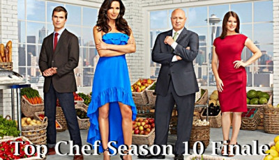 Are you ready for the Top Chef season finale? #TopChef