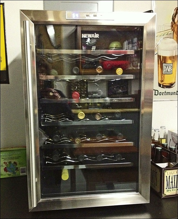 Looking For The Best Thermoelectric Wine Cooler Check Out My Review Of