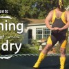 Sponsored video: stunning feats of laundry