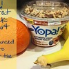 Yopa! Greek Yogurt – a balanced way to start the day #YopaYogurt