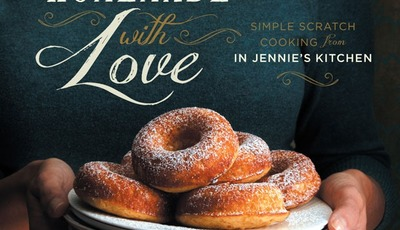 Cookbook Week: Jennifer Perillo's Homemade with Love
