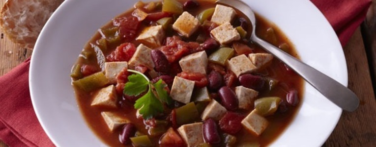 Meatless Monday: Tofu Chili