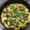 Avocado and Feta Frittata