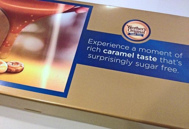 Safely indulging with Werther's Original Sugar Free Candy #WerthersSugarFreeSafely indulging with Werther's Original Sugar Free Candy #WerthersSugarFree