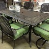 Checking out the patio furniture on my trip to the Home Depot #DigIn