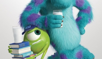 Monsters University's Got Milk!