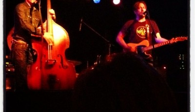 Wordless Wednesday: JD McPherson at the 40 Watt Club in Athens, GA #ww